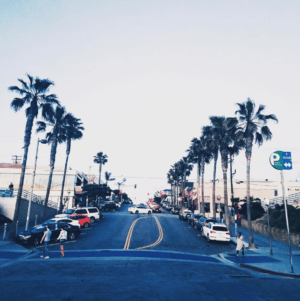 Manhattan Beach Blvd
