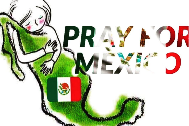 Pray for Mexico