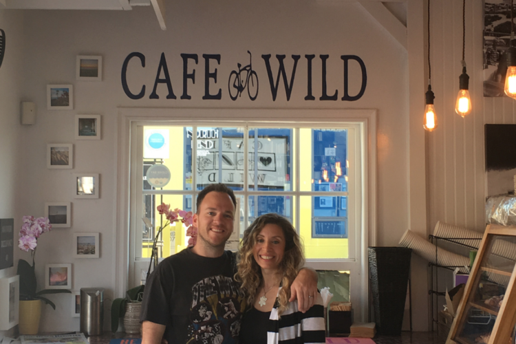 Cafe Wild in Manhattan Beach
